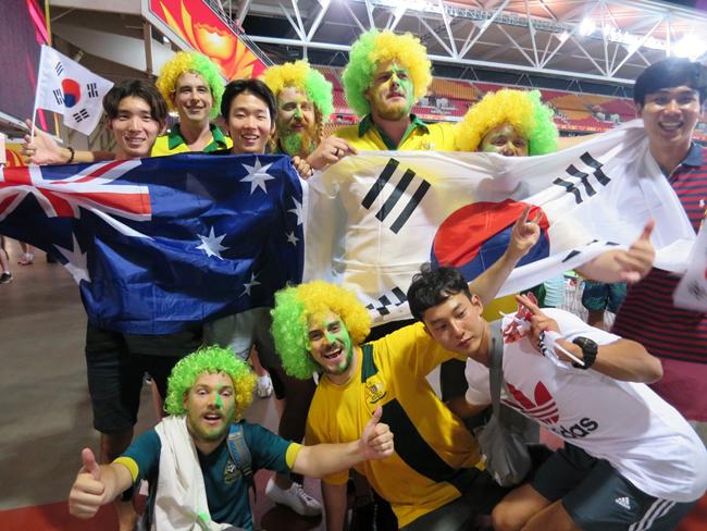 AUS vs KOR AC 17 Jan 2015 053
