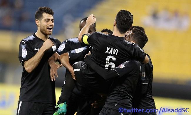 QSL 2017-18: Al Sadd 4-0 Al Gharafa