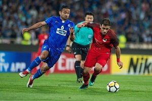 ACL2018: Esteghlal 2-0 Al Rayyan