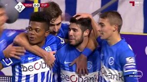 Match Report: Genk 2-0 Eupen