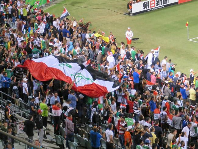 Iraq-Fans
