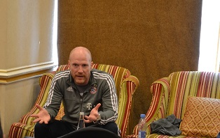 "Sammer: ""Doha is exactly what we need"""