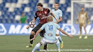 Interview: Riccardo Montolivo – AC Milan & Italy