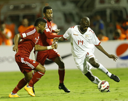 UAE held to goalless draw by Oman