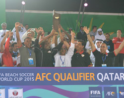 Oman crowned Asian Qualifier Champions