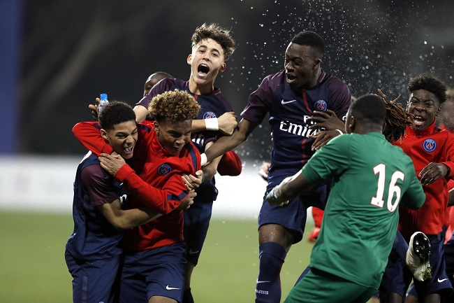 2018 Al Kass International Cup: PSG through to semis