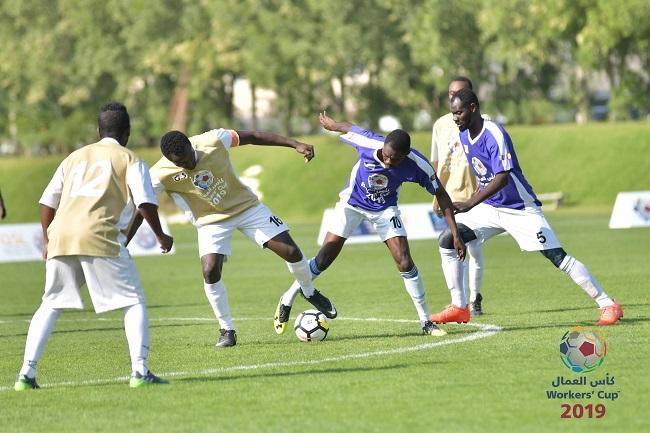 Workers Cup: Al Nakheel through to semis