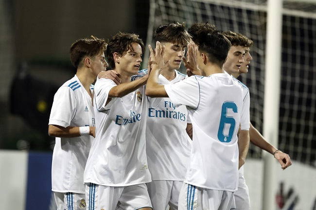 2018 AlKass International Cup: Real Madrid 4-0 AC Milan