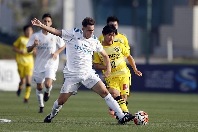 2018 AlKass International Cup: Kashiwa Reysol 3-2 Real Madrid