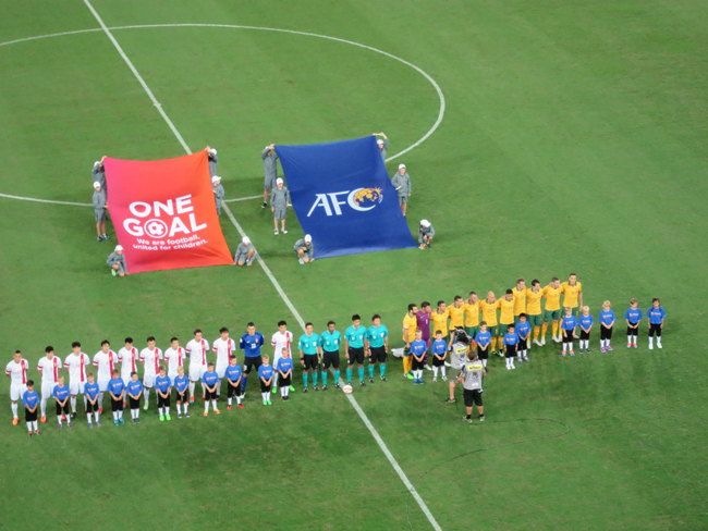 Socceroos vs China AC QF 22 Jan 2015 051