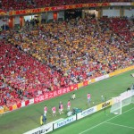 Socceroos vs China AC QF 22 Jan 2015 087
