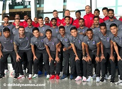 Delhi Dynamos in Doha for pre-season camp