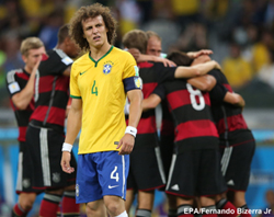 Brazil collapse as Germany reach final