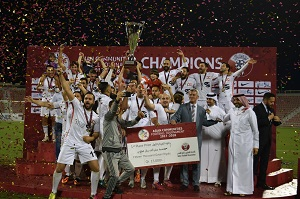 Lebanon win Asian Communities Tournament title