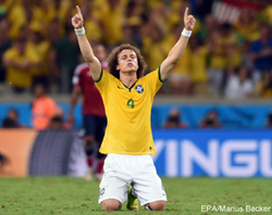 Brazil reach semis, but lose neymar