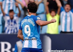 Liga 123: Malaga down Tenerife to maintain 100 percent record