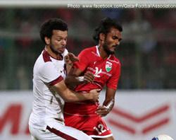 Russia 2018: Maldives 0-1 Qatar