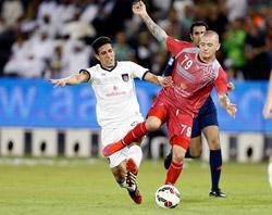 Emir Cup: Al Sadd 2-0 Lekhwiya