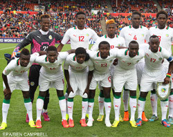 #FIFAU20 Team Profile: Senegal