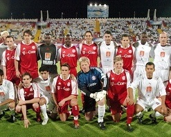 Flashback: FC Bayern's first visit to Doha
