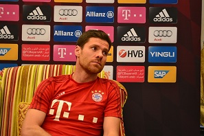 Xabi Alonso to play in QSL?