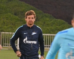 Villas Boas talks Doha camp, 2022 World Cup