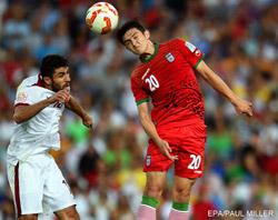 #AC2015: Qatar 0-1 Iran