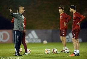 Bayern Munich back to Doha