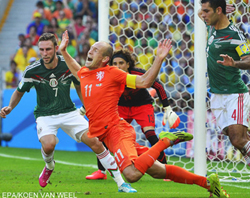Mexico stunned as Oranje dive to victory