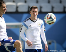 Match Preview: Argentina vs. Switzerland