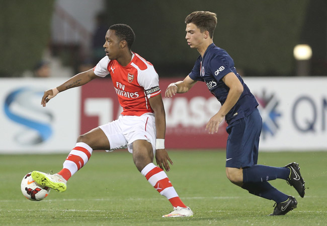 Arsenal_PSG