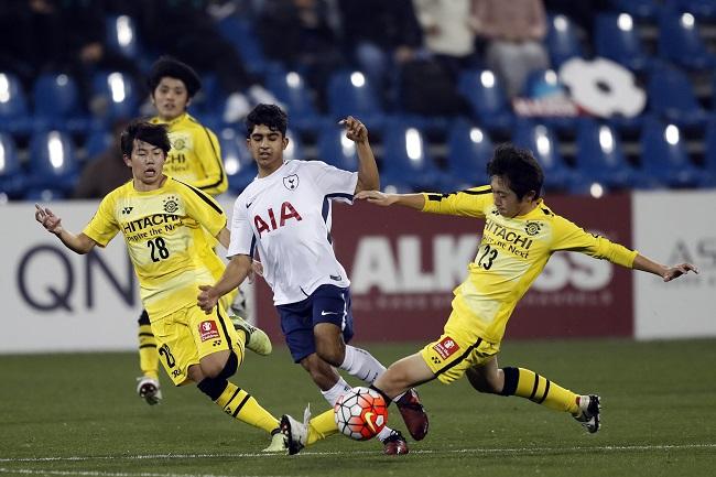 Kashiwa_Tottenham