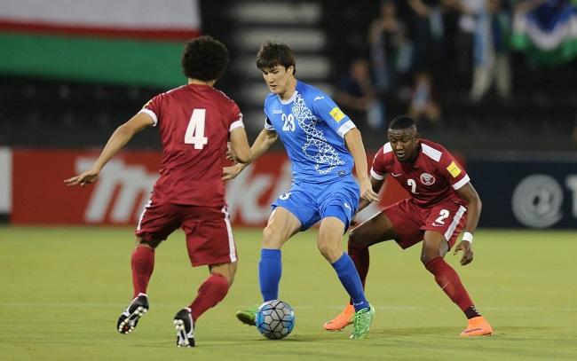QatarUzbekistan